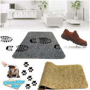 Clean Step Mat csodalábtörlő- tiszta padlóért