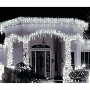 LED jégcsap karácsonyi dekoráció