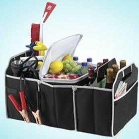 Autós csomagtartóba való hőszigetelős tároló