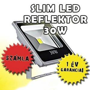 Mozgásérzékelő LED lámpa kültérre-beltérre