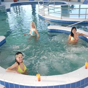 Aqua-Spa**** Wellness Hotel Cserkeszőlő / cjp