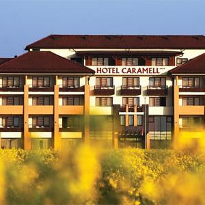 Hotel Caramell Bükfürdő 3éj 2fő teljes ellátás/zgb